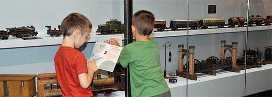 Comment visiter un musée avec un enfant ?