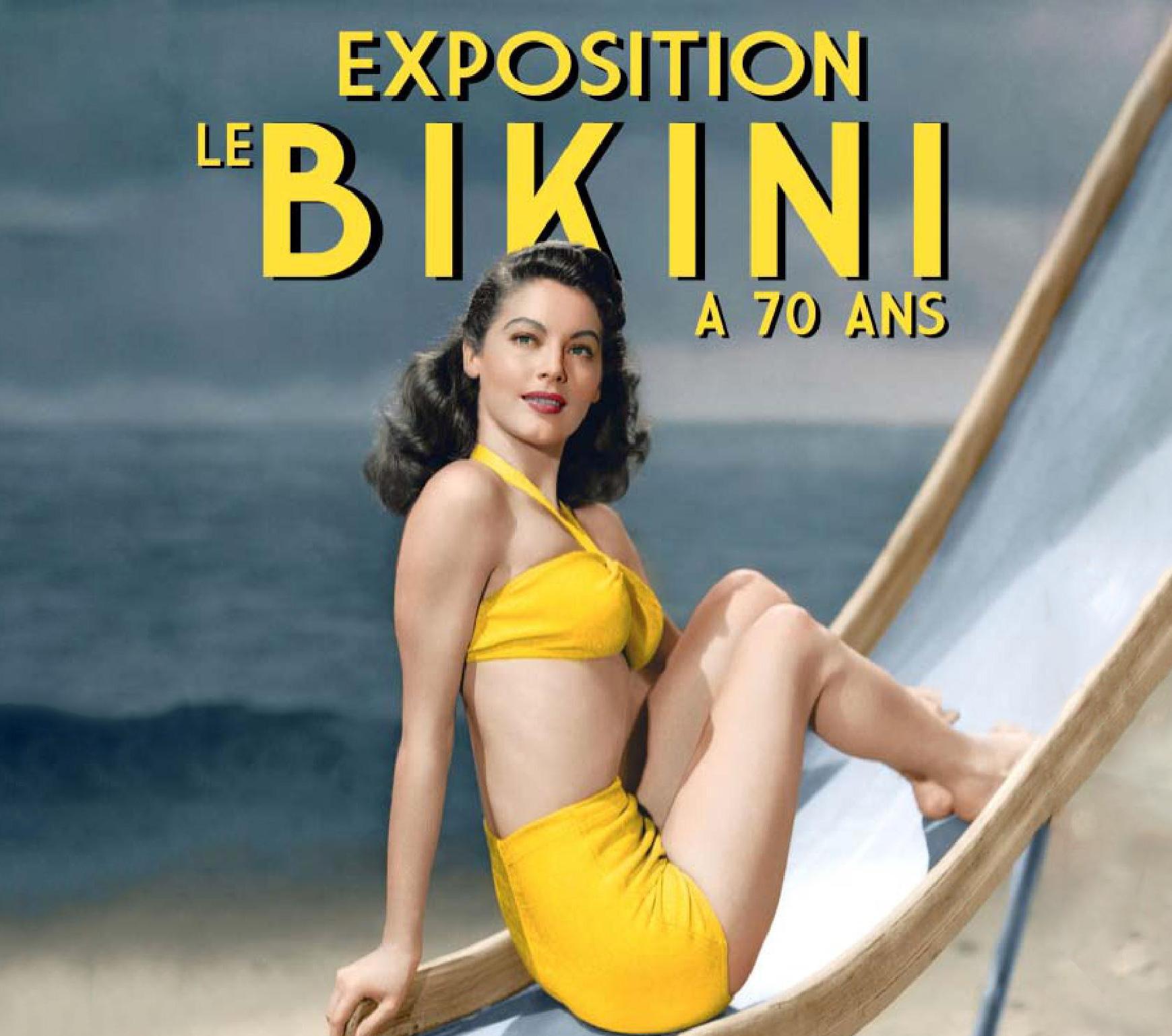 Le Bikini à la galerie Joseph Froissart, les 70 ans d'une icône glamour