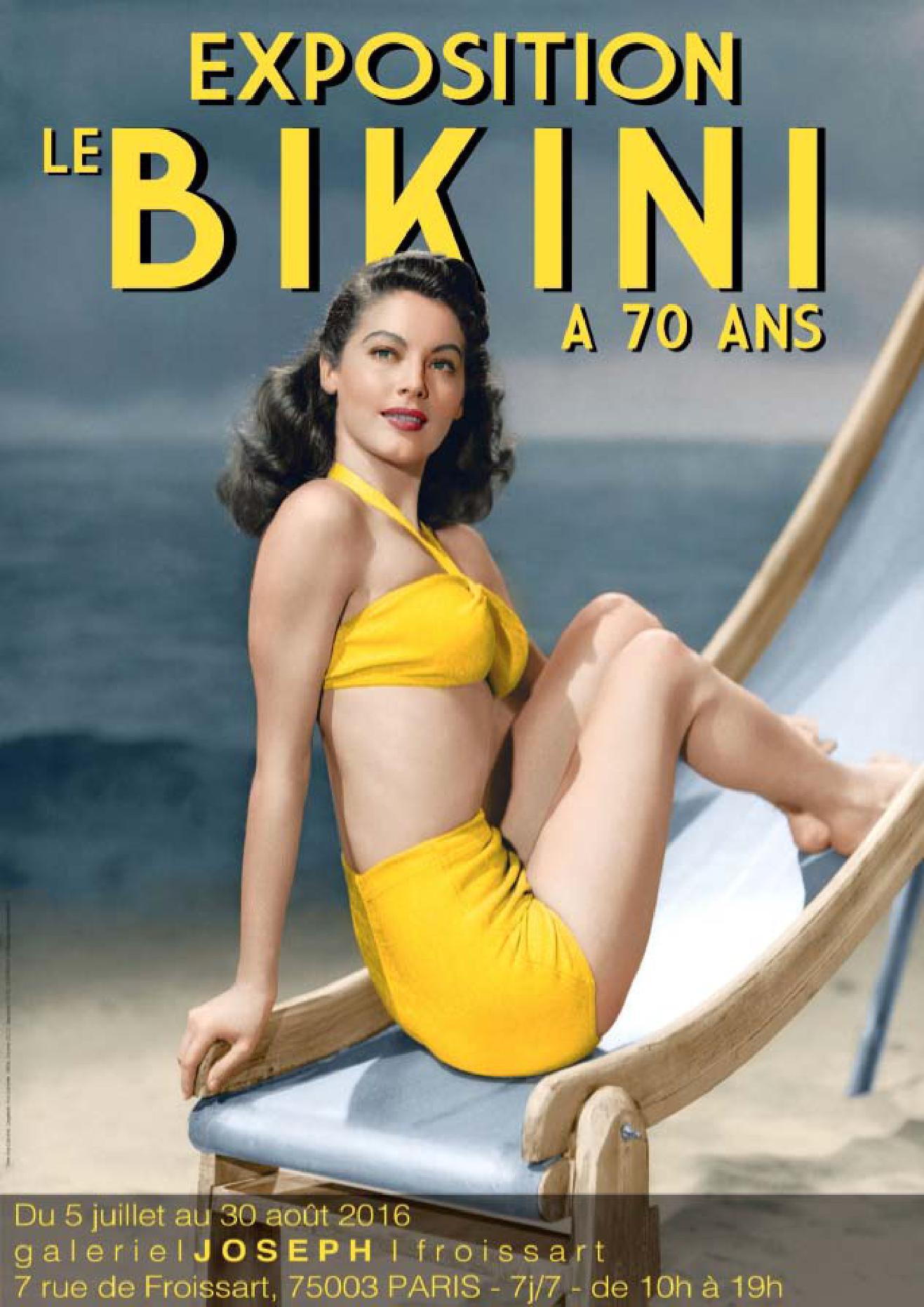 Les secrets du Bikini