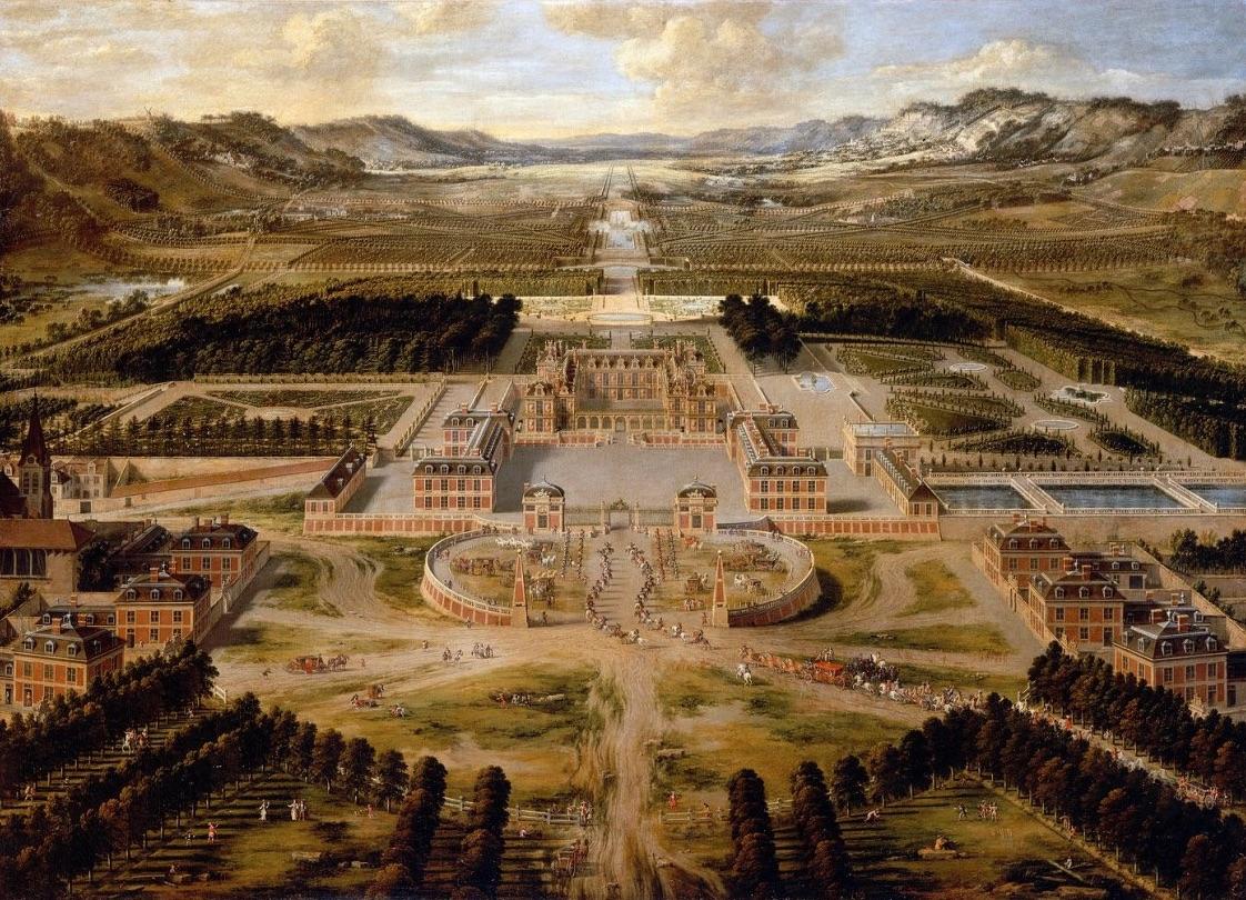 mais do vient leau des fontaines de versailles tartines de culture - Les Jardins De Versailles