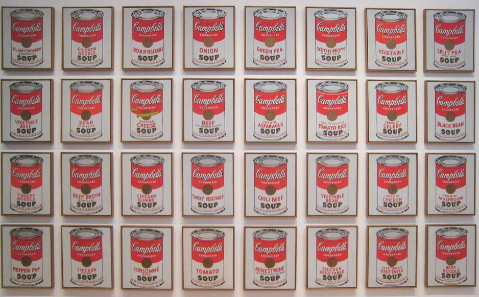 L'histoire de la tomate au service du Pop Art