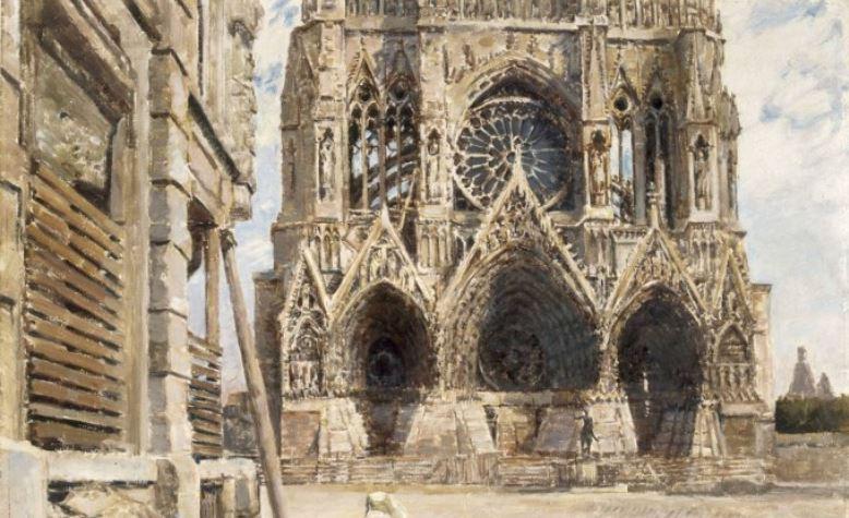 Reims et la Grande Guerre, éclats d'obus