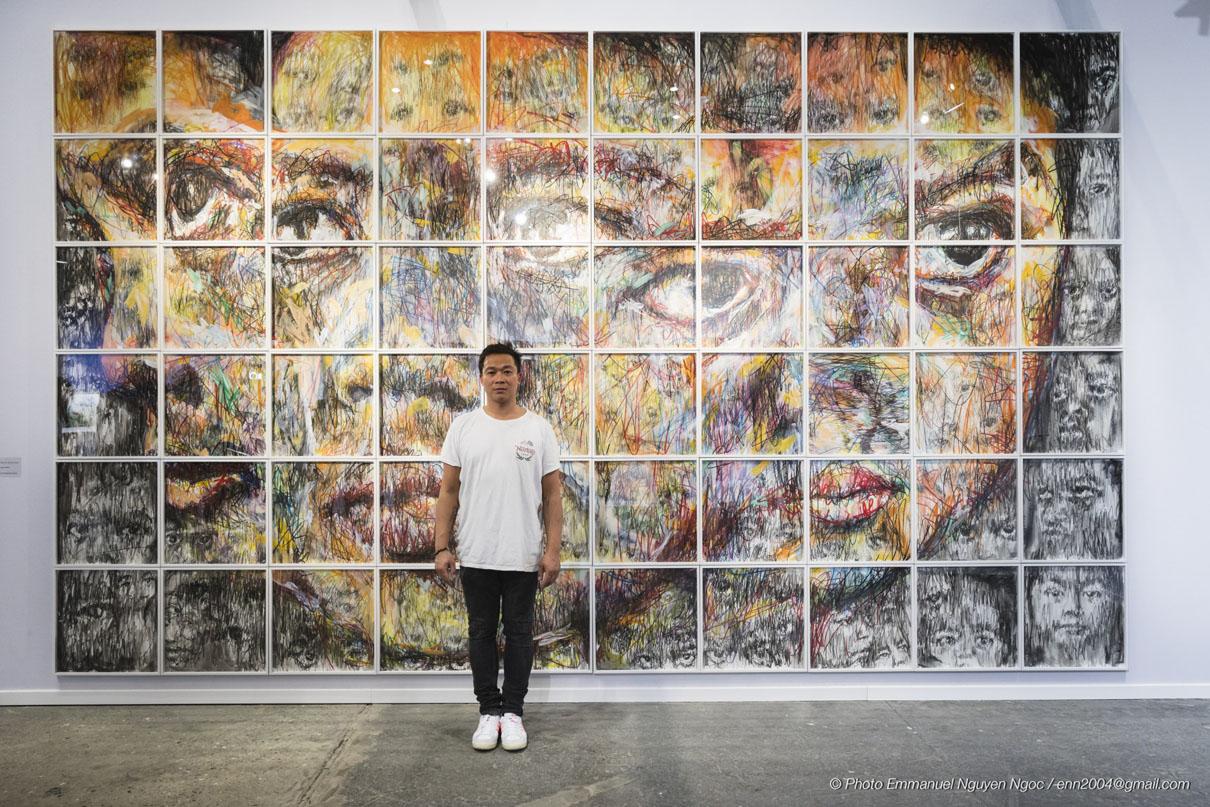 Hom Nguyen : le portrait d'un artiste autodidacte
