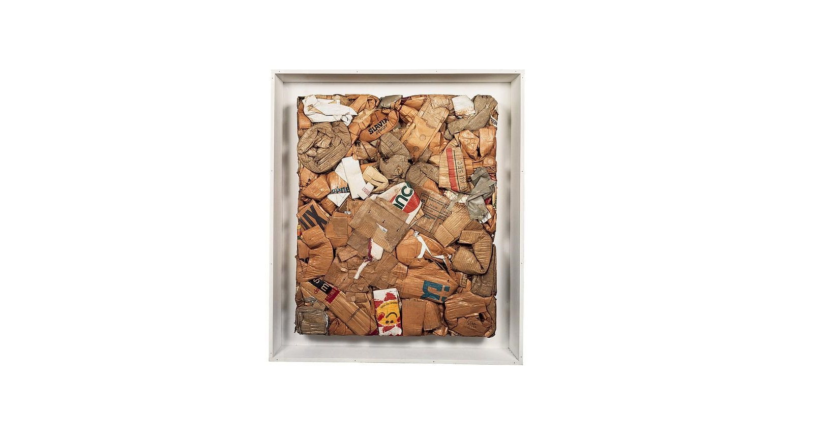 César, une rétrospective au Centre  Pompidou