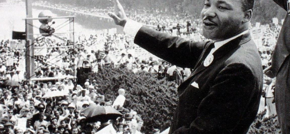 Il y a 50 ans, Martin Luther King...