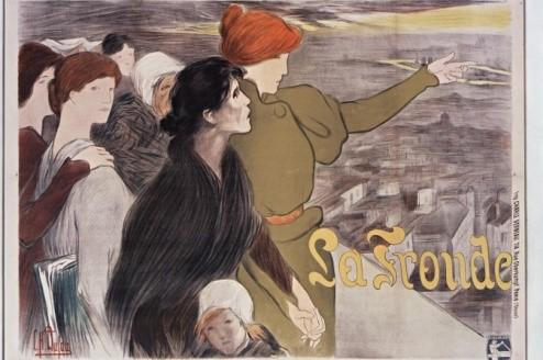 La Fronde,  Une aventure féministe d'avant-garde