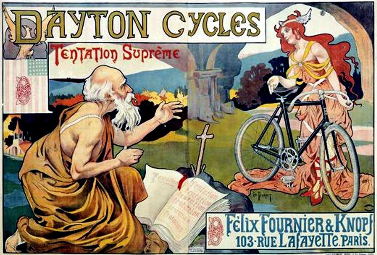 A vélo, libérez-vous, Mesdames !