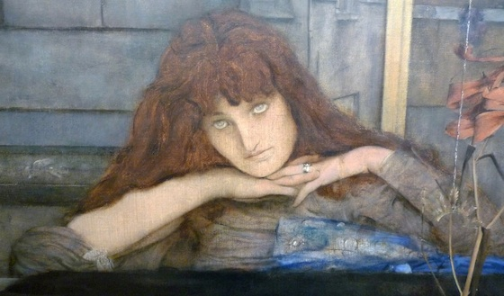 Le mystère Fernand Khnopff