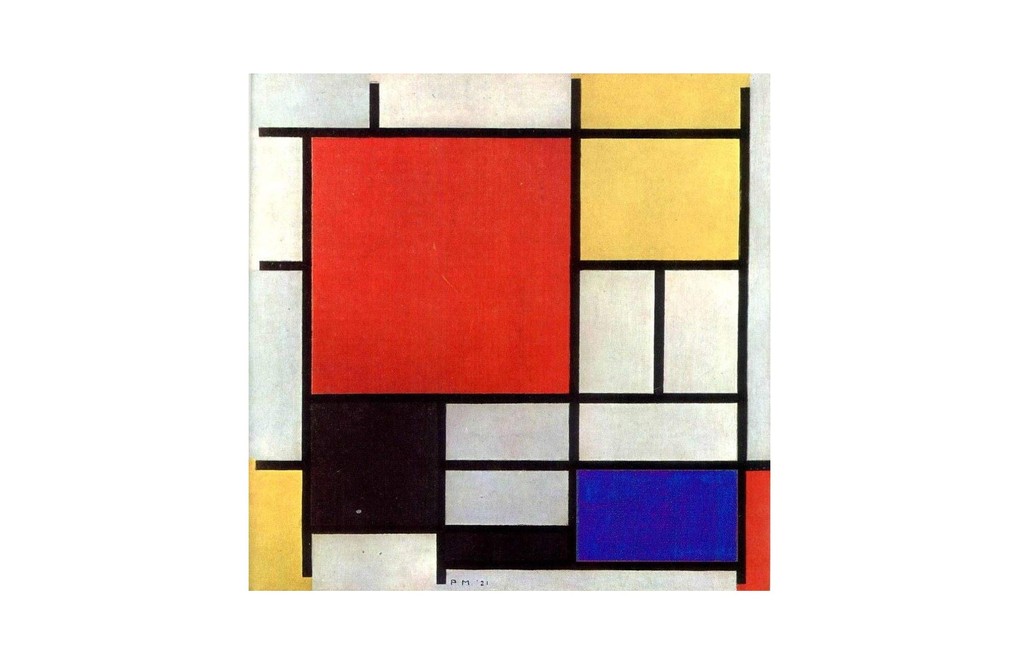 Comment Piet Mondrian a révolutionné la peinture