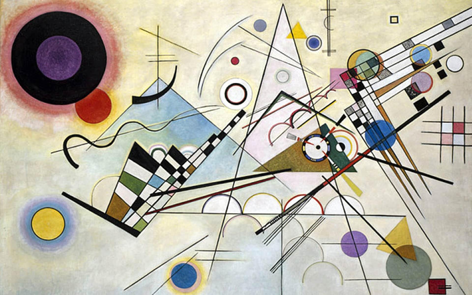 Kandinsky, ou la peinture musicale