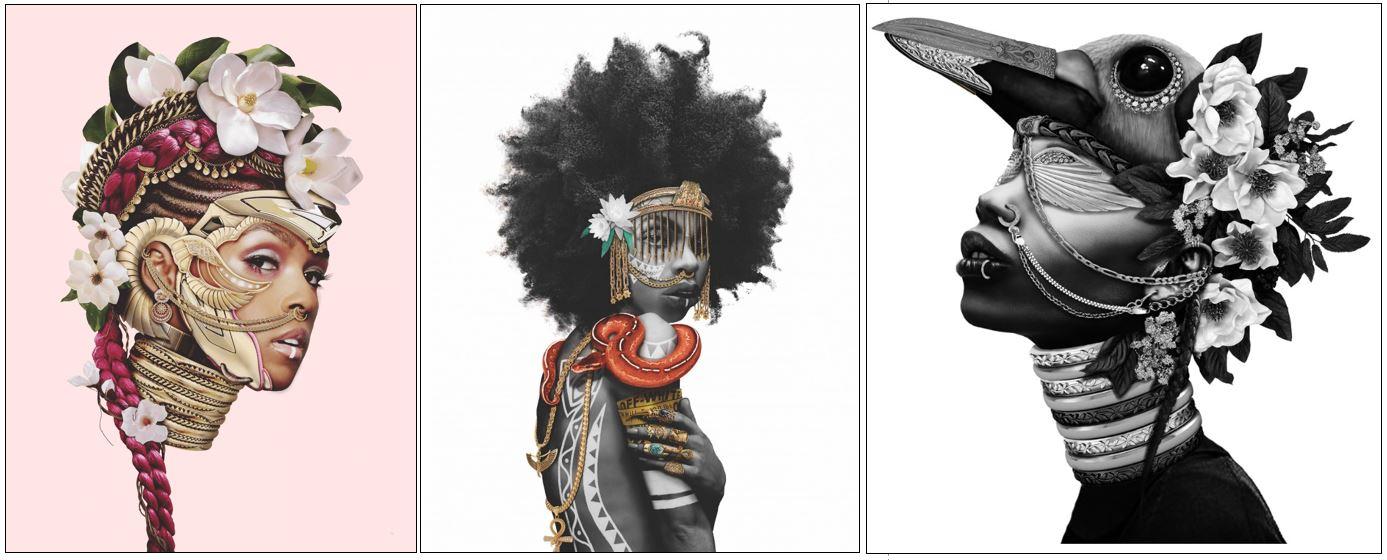 Yung Yemi, portraits d'afro-futurisme