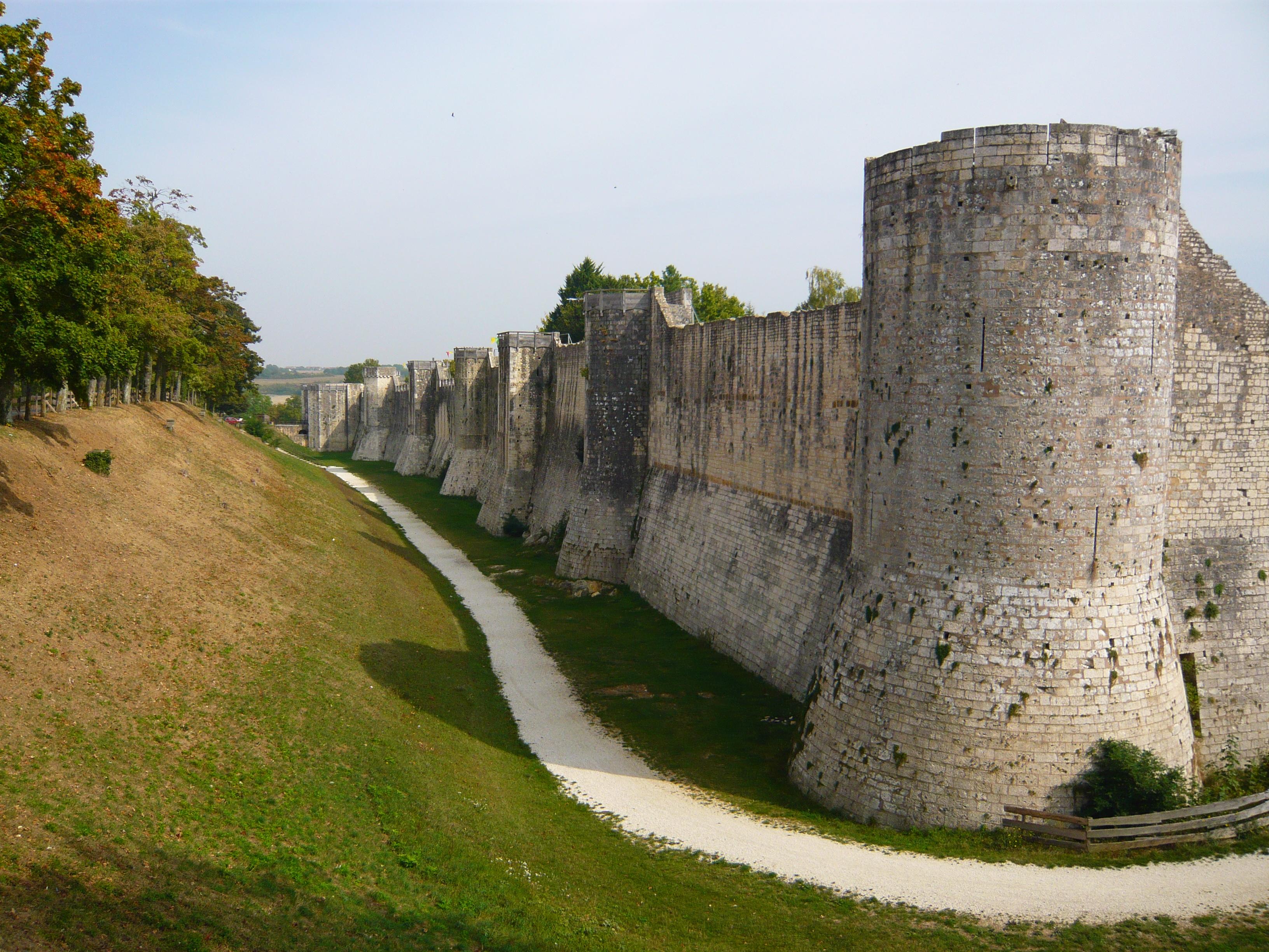 Provins, cité médiévale classée à l'UNESCO