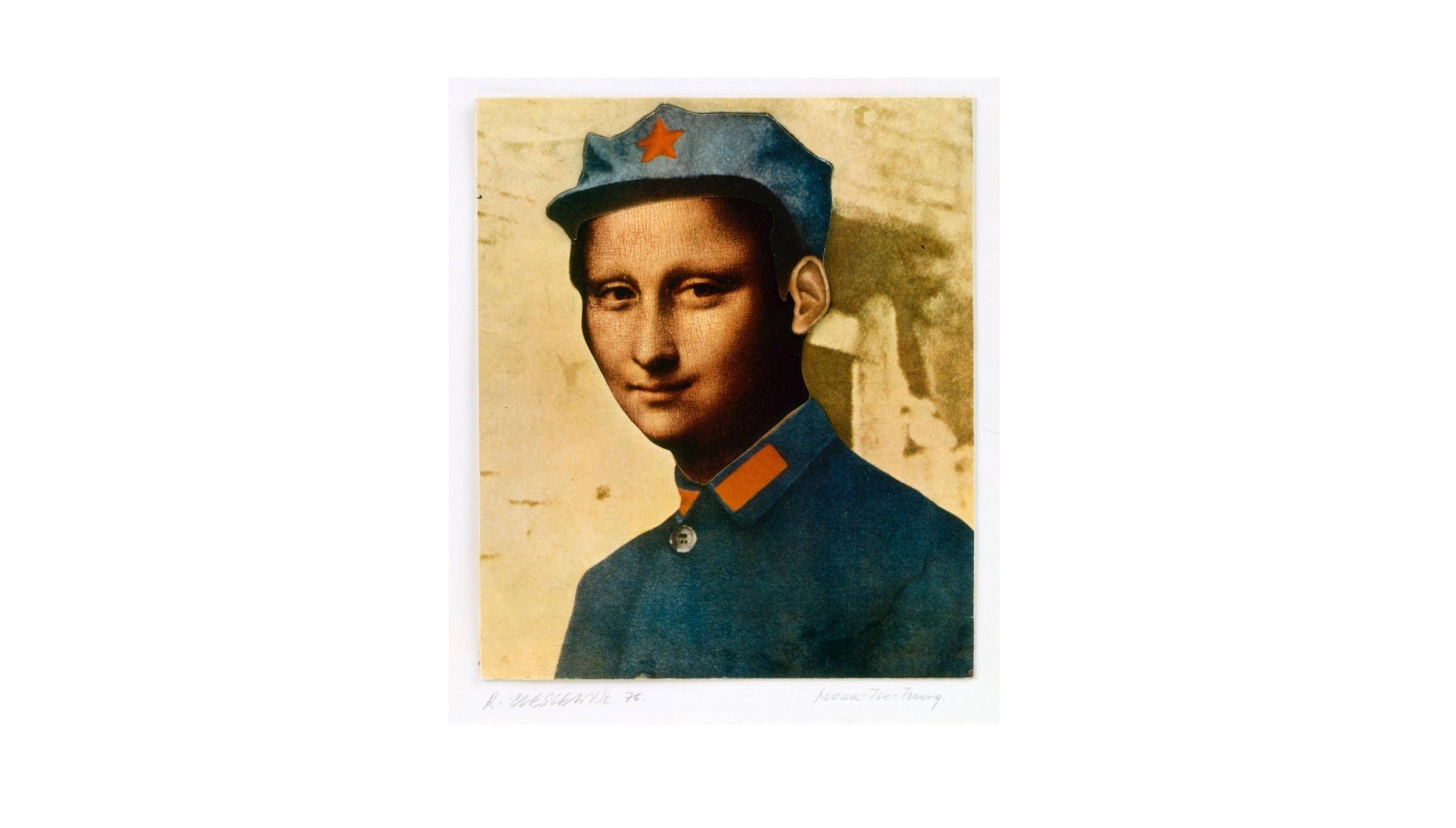 Roman Cieslewicz, la fabrique des images  au Musée d'Art Moderne